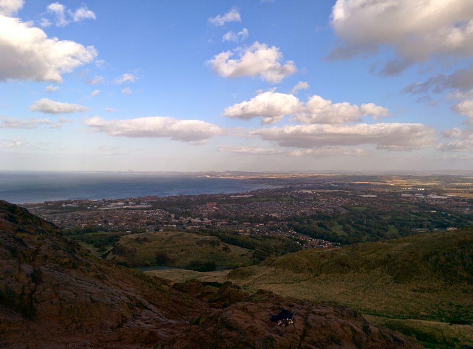 Arthurs-Seat-Edinburgh-Views